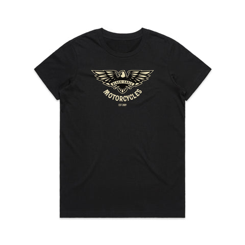 Black Eagle Motorcycles - Women's T-Shirt