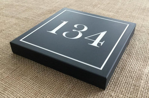 Slate Sign | 150mm x 150mm | 20mm Thick