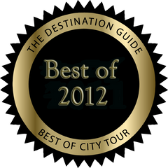 The Destination Guide Best of 2012