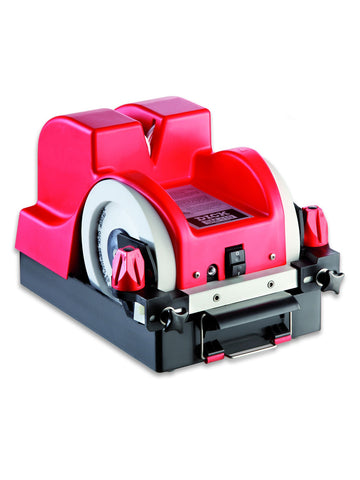 FDick 9820001 SM-110 Electric Knife Sharpener - Grinding, Honing and Polishing