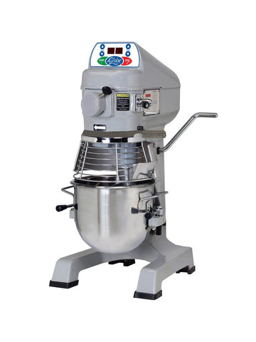 Globe SP10 10 Quart Countertop Commercial Planetary Mixer 3-Speed w/ Attachments