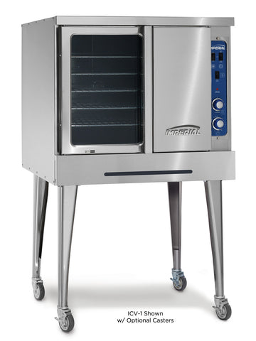 Imperial ICV-1 Commercial Turbo-Flow Convection Oven, Gas