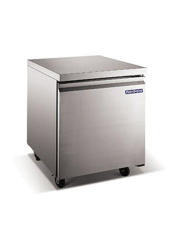 "NORPOLE NP1F-27WT 27"" Undercounter Freezer"