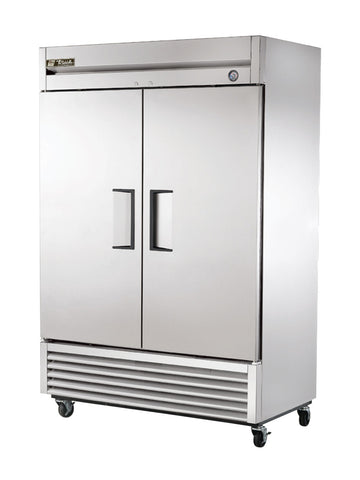 TRUE T-49F 2 Door -10°F Reach-In Freezer