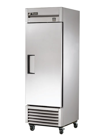 TRUE TS-23 1 Door Reach-In  Stainless Steel Refrigerator