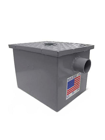 ZURN Light Commercial GT-2700-10-2IP Grease Trap