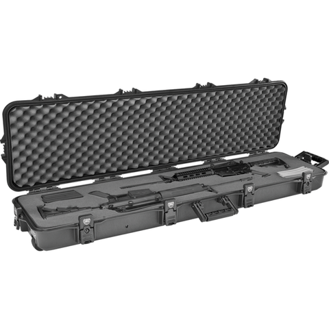 108192 All Weather™ Double Scoped Rifle/ Shotgun Wheeled Case 52""
