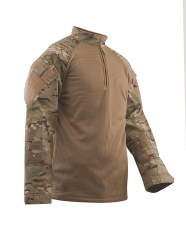 TRU-SPEC TRU® 1/4 ZIP COLD WEATHER COMBAT SHIRT