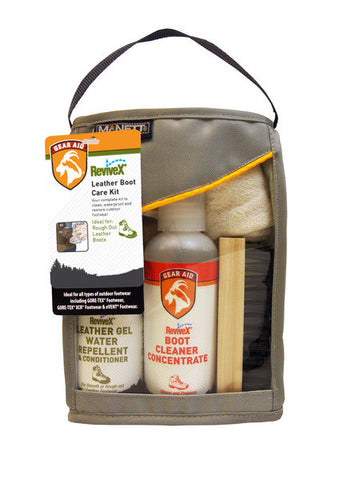 36771 ReviveX® Leather Boot Care Kit