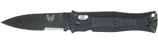 530 AXIS® ComboEdge®/ BK1 Blade Coating/ Black Handle