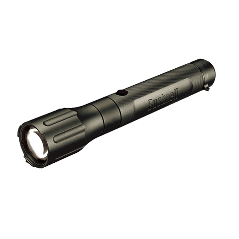 100400C BUSHNELL 165 LUMEN HD TORCH, ANTHRACITE LED FLASHLIGHT