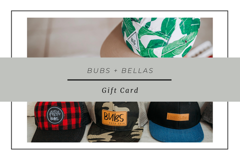 Bubs + Bellas Gift Card