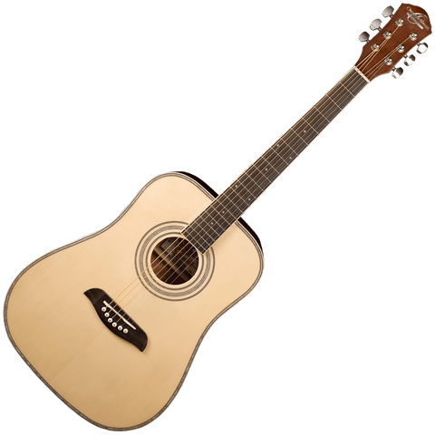 Oscar Schmidt OG1 3/4-Size Dreadnought Guitar — Natural