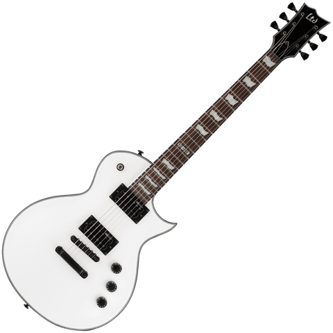 ESP LTD EC-256 Snow White Electric Guitar LEC256SW