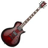 ESP E-II Eclipse STBCSB (See Thru Black Cherry Sunburst)