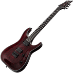 ESP LTD H-1001QM STBC (See Thru Black Cherry)