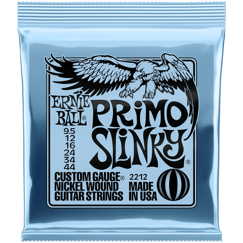 Ernie Ball Primo Slinky Nickel Electric 2212 9.5-44