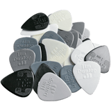 Dunlop Nylon Standard Picks (Set of 12)