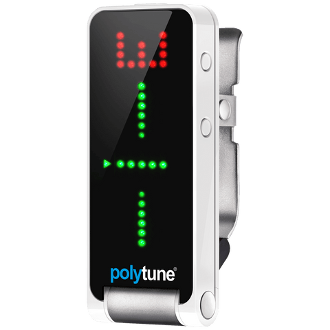 TC Electronic Polytune Clip, Clip-On Tuner