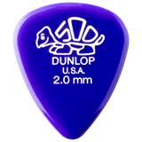 Dunlop Delrin 500 Guitar Picks (set of 12)
