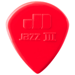 Dunlop Jazz III Nylon Picks (Set of 6)