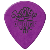 Dunlop Tortex III H3 Jazz Picks (Set of 12)