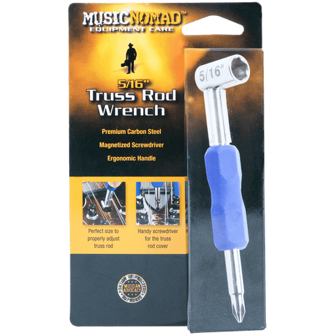 "Music Nomad - Premium Truss Rod Wrench - 5/16"" MN232"