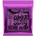 Ernie Ball Power Slinky Nickel Electric 2220 .011-.048