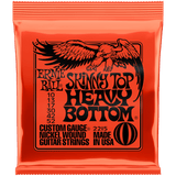 Ernie Ball Skinny Top Heavy Bottom Slinky Nickel Electric P02215 .010-.052