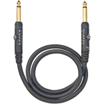 D'Addario Custom Series Patch Cable, 1 foot, PW-PC-01