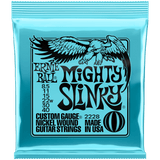 Ernie Ball Mighty Slinky Nickel Electric 2228 8.5-40