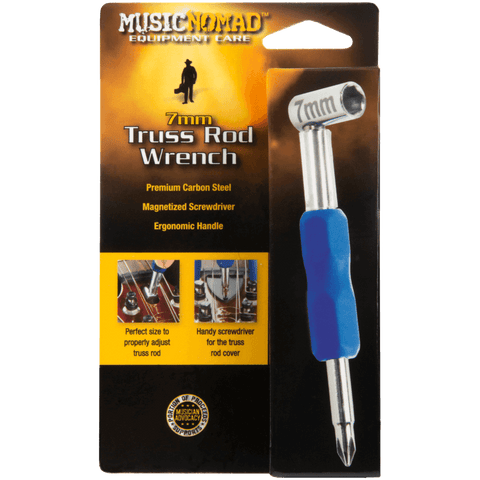Music Nomad - Premium Truss Rod Wrench - 7mm — MN233