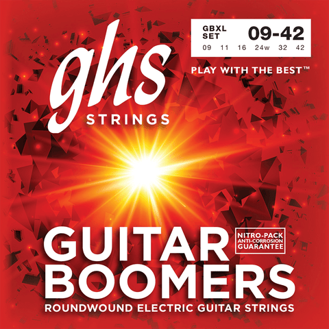 GHS Boomers Extra Light Electric GBXL 9-42