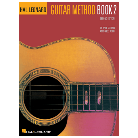 Hal Leonard Guitar Method Book 2 (book only)