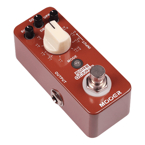 Mooer Pure Octave Effect Pedal