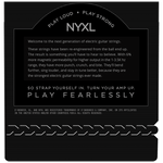 D'Addario NYXL0942, Super Light .009-.042