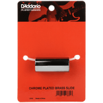 D'Addario Guitar Slide, Chrome-Plated Brass, Large – PWCBS-SL