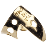 Dunlop Brass Fingerpicks .20mm 3-Pack