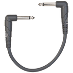 D'Addario Classic Series Patch Cables, .5'