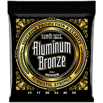 Ernie Ball Aluminum Bronze Acoustic Medium 2564 13-56