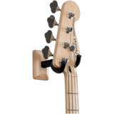 Gator Maple Wall Mount Guitar Hanger, GFW-GTR-HNGRMPL