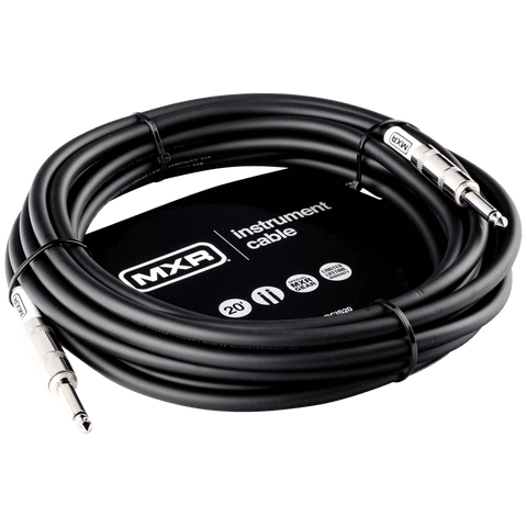 MXR Standard Series Straight Instrument Cables