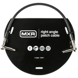MXR Right-Angle Patch Cables 1' or 3', DCP1 or DCP3