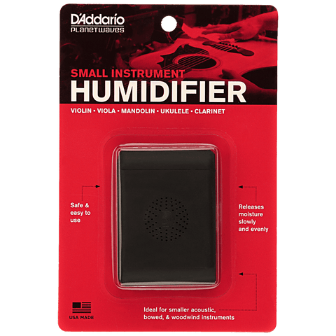D'Addario Small Instrument Humidifier – PW-SIH-01