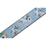 "Levy's MPS2-132 2"" Polyester Unicorn Guitar Strap"