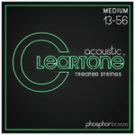 Cleartone 7413 Phosphor Bronze Medium Strings 13-56