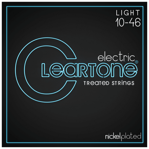 Cleartone 9410 Nickel Plated Light Electric Strings 10-46