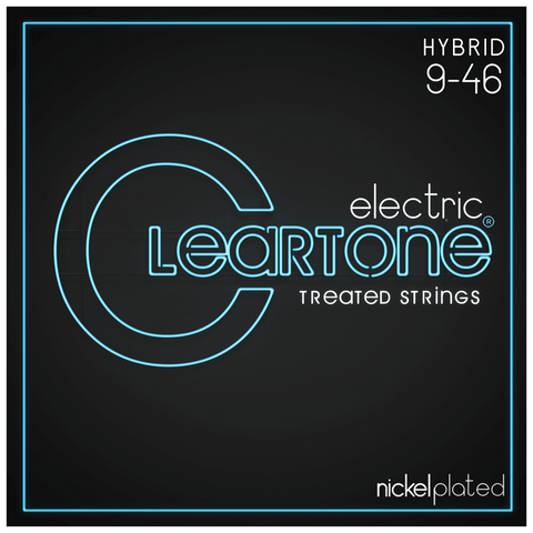 Cleartone 9419 Nickel Plated Hybrid Electric Strings 9-46