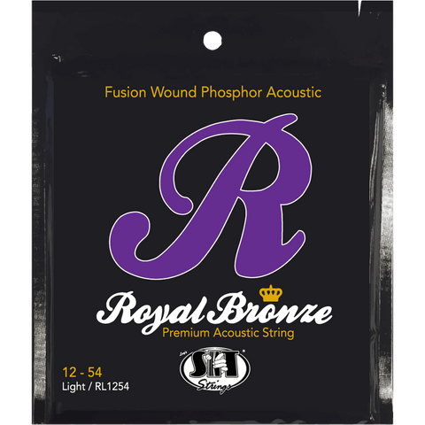 SIT Strings RL1254 Light Royal Bronze Acoustic .012-.054