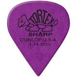 Dunlop Tortex Sharp Pick 12-Pack, 412P
